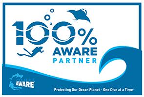 Logo 100% AWARE